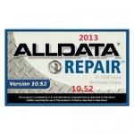 Buy cheap Repair data ALLDATA 2013.10.53 Automotive Diagnostic Software product