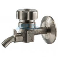 Buy cheap Sanitary Stainless Steel Sample Valve Tri Clamp Style Saniatry Pipe Fitting Sample Valve product
