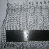 Buy cheap 120 MM Width Stainless Steel Knitted Gas Liquid Filter Wire Mesh,knitted wire mesh product