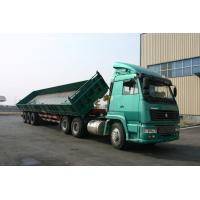 Buy cheap  3 Side Dump Trailer with BPW & SAF Air suspension system product