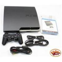 Buy cheap Brand New Sony PlayStation 3 PS3 Slim - 120 GB Black!! product