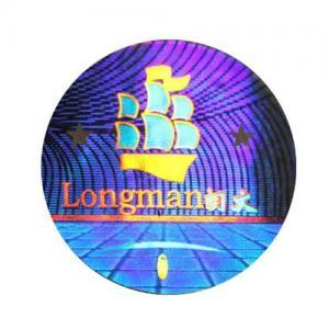 Buy cheap 3D hologram label product