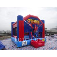 Buy cheap Commercial Inflatable Jumping Castle from Wholesalers