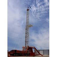 Buy cheap Steel Oil And Gas Drilling Rigs , Oilfield Drilling Equipment API Standard from Wholesalers