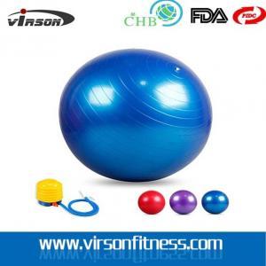 Wholesale Anti-Brust Gymnastic Various Colors PVC Gym ball