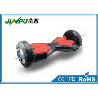 Buy cheap 8 Inch Two Wheeled Self Balancing Electric Vehicle With Remote Control product