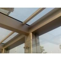 Buy cheap Colored Solid Polycarbonate sheet with UV layer Protection product