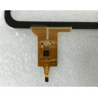 Buy cheap Incar Special Shape PCT Projected Capacitive Touch Panel For Rearview Mirror product