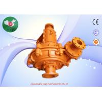 A05 Rubber Lined Centrifugal Pumps Coal Slurry Delivery And Heavy Media Coal Preparation
