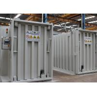 Buy cheap Low Power Consumption Cold Storage Room With Bitzer / Copeland Compressor from wholesalers