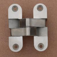 Buy cheap new invisible hinge 180 degree concealed hinge heavy duty hinges door hardware product