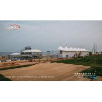 Buy cheap Big Events Double Decker Tents Aluminum Frame For horse riding events product
