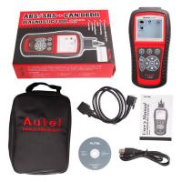 Buy cheap Original Autel AutoLink AL619 OBDII CAN ABS And SRS Scan Tool Update Online product