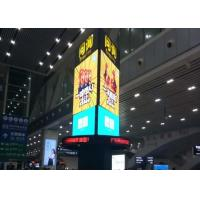 Buy cheap Indoor Magnet Module Customized Flexible Led Showcase Solution P4 For Stores Or Supermarkets product