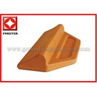 Buy cheap Agricultural Excavator Bucket Wear Parts End Segment with Casting Process product