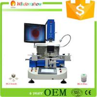 China Factory direct free training auto bga chip removal mobile phone repair equipment WDS-620 on sale
