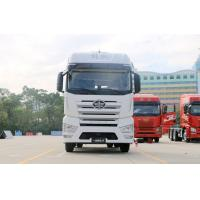 Buy cheap 35 Tons Diesel Tractor Trailer Truck With Xichai CA6DM3 Engine And 3800mm Wheelbase product