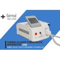 Buy cheap Pain Free Salon Laser Hair Removing Machine 8.0 HD Touch Screen product