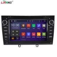 Quality MP3 MP4 USB SD Rear Camera Peugeot 308 Dvd Player Built - In Radio Tuner for sale