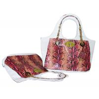 China Personized Design Bag Pattern PP Woven Shopping Bags Nylon Tape Webbing on sale