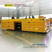 China Automatic Trackless Transfer Cart Used For Shipyards and Coil Industry Handling on sale
