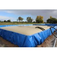Buy cheap Flexible PVC Inflatable Pool For Fish , Shrimp Collapsible Water Tank product