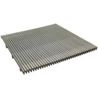 Buy cheap 304v flat wire panel v wire screen manufacturers product