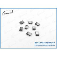Sawtooth Processing Or Cutting Tungsten Carbide Saw Tips High Erosion Resistant