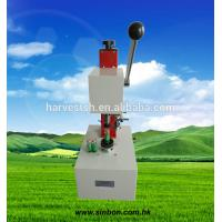 Buy cheap 20mm vial flip off cap crimper semiautomatic cap capping machine product