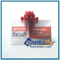 Buy cheap transparent cards product