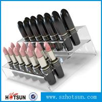 Promotional Acrylic Comestic Store Lipstick Display Stand ...