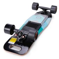 Buy cheap Professional Boosted Motorized Skateboard , Self Balancing Power Board Electric Skateboard product