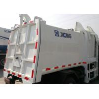 Buy cheap City Side Loader Garbage Truck product