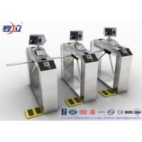Buy cheap Access Control Tripod Turnstile Security Systems Gate Electronic With ESD System product
