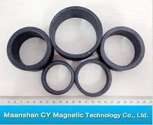 72mm O.D x 39mm I.D x 10mm thick Y30BH Ferrite Ring Magnet
