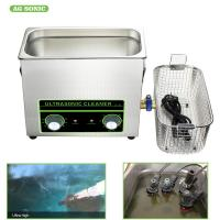 Buy cheap Durable Ultrasonic Dental Cleaning Machine Stainless Steel Tank For Car Parts product