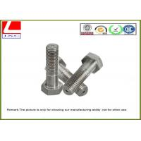 Buy cheap High Precision machining 316 stainless steel Fastener Assortment Bolts for Furniture from Wholesalers