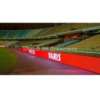 Buy cheap LED Display P 16 Outdoor Stadium with 1024 x 1024 mm LED Cabinet product