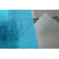 Buy cheap Sunhouse Carport Canopy Materials Polycarbonate Hollow Sheet in Colors product