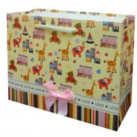 Buy cheap Personalised Wedding Paper Gift Bags product