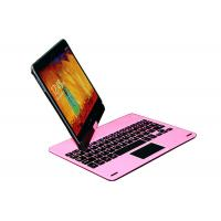 China Waterproof ABS Samsung Bluetooth Keyboard 9.7 Inch For Samsung P600 Tablet on sale