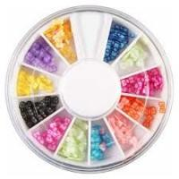 Buy cheap High Quality Finger beautiful nails Art Polymer decal with unique design for kid product