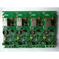Pcb Prototype Service with several Micro USB connectors internet interface used for programming