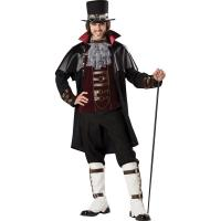 Quality 2016 costumes wholesale high quality fancy dress carnival sexy costumes for halloween party Steampunk Vampire for sale