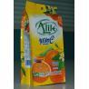 Buy cheap Moistureproof Food Grade Plastic Bags for Orange Juice Powder from wholesalers