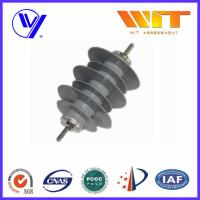 Customized Color 15KV Polymer Surge Arrester for Over Voltage Protection