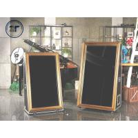 Buy cheap high quality Advertising Photo Booth Equipment, Magic Photobooth Selfie, Self-Servic Photo Booth Totem product