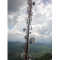 Buy cheap Telecom tower, Guyed tower manufacturer product