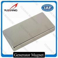 Quality Rare Earth Sintered Ndfeb Magnet N35 N42 N52 Permanent Block Magnet For Sensor for sale