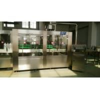 Buy cheap PET / PP Bottle Automatic Water Filling Machine , Pure Water Bottling Equipment product